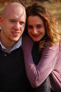 Gina and simon engaged