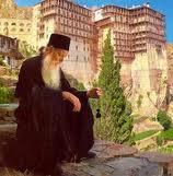 Athos monk